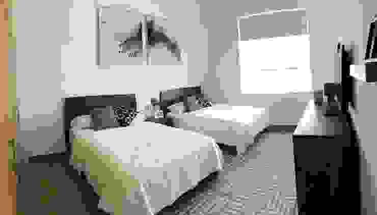 Second bedroom Modern Bedroom by DE LEON PRO Modern