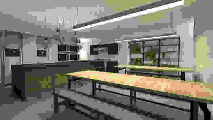 DE LEON PRO Dapur Modern
