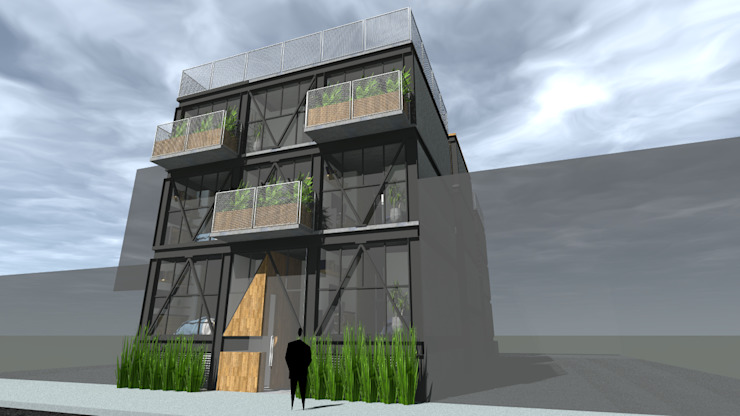 DE LEON PRO Rumah Modern