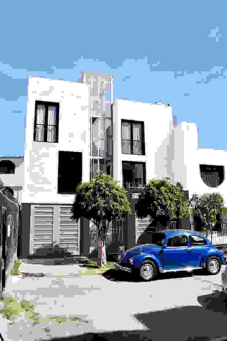 Puzzle Frank Maguiña Arquitectos Casas multifamiliares