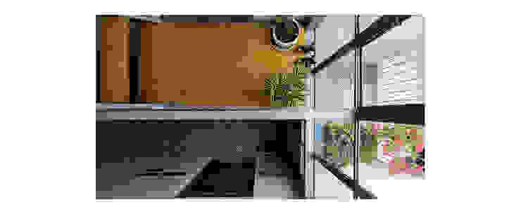 Puzzle Frank Maguiña Arquitectos Escaleras