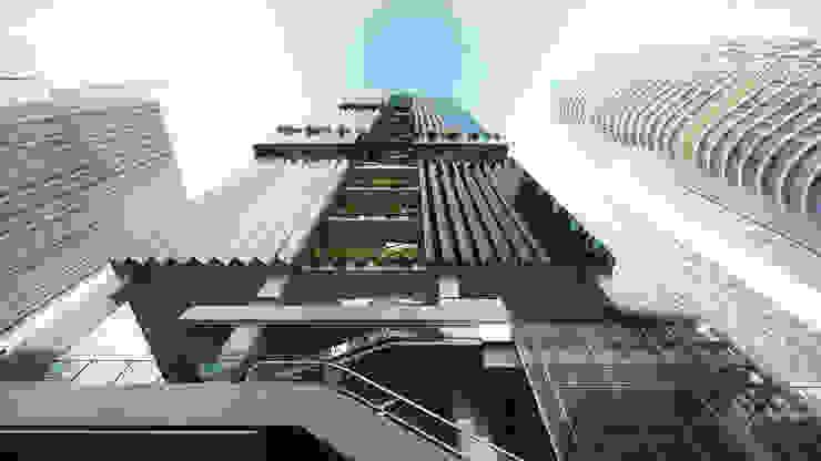 Shenzhen Transsion Tower, by Aedas by Architecture by Aedas Modern
