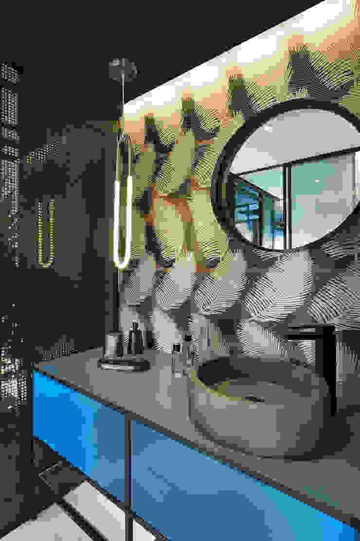 Baños de estilo ecléctico de Egue y Seta Ecléctico