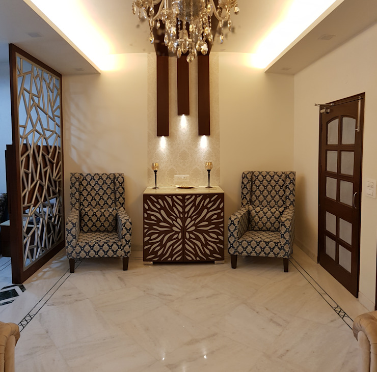Living Rooms Classic style living room by Esthetics Interior Classic