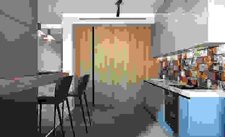 Студия дизайна интерьера квартир в Киеве belik.ua Kitchen