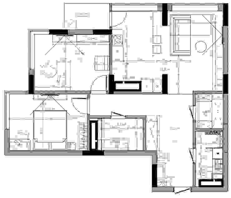 Студия дизайна интерьера квартир в Киеве belik.ua Walls