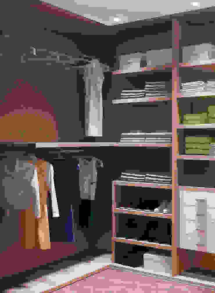 Студия дизайна интерьера квартир в Киеве belik.ua Minimalist dressing room