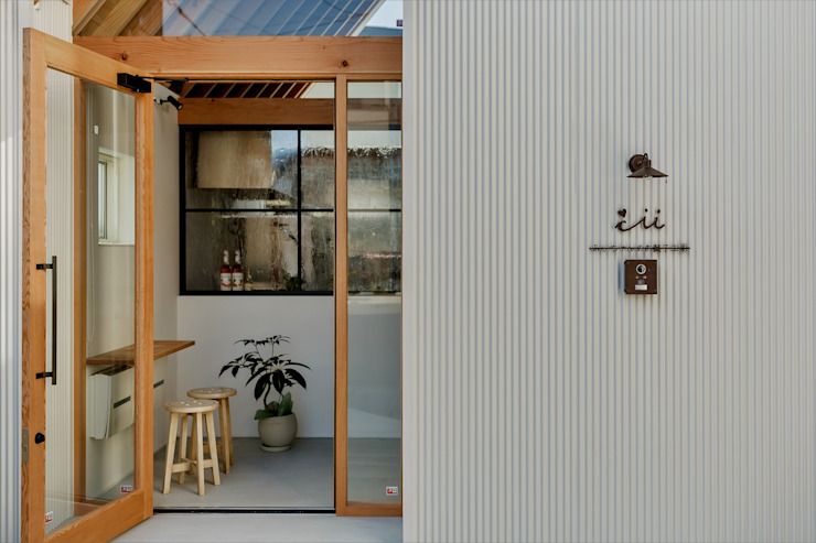 ALTS DESIGN OFFICE Casas de madera