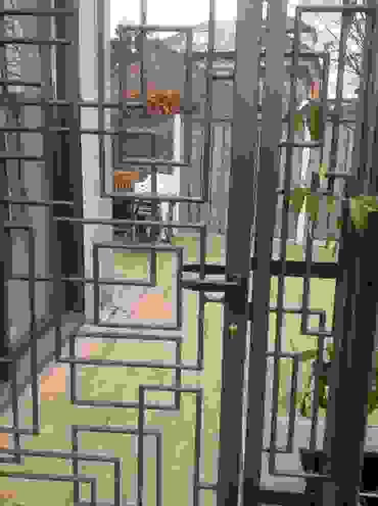 BXO vijverroosters Modern garden