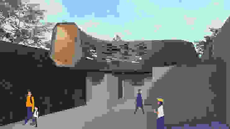 The Annex Baiturrahim Mosque Oleh OXO Studio