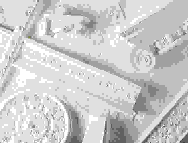 Estuque decorativo Colour Castle CasaAcessórios e Decoração