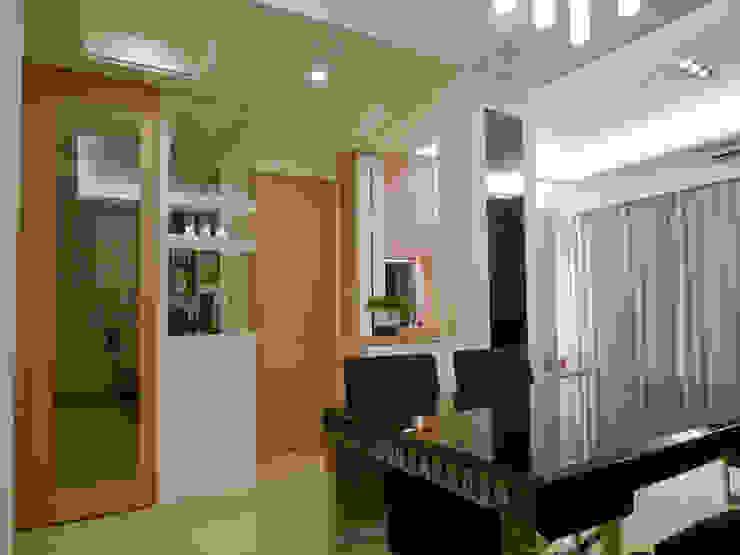 客廳室內裝修設計: 現代  by 亞晨室內裝修設計工程有限公司, 現代風