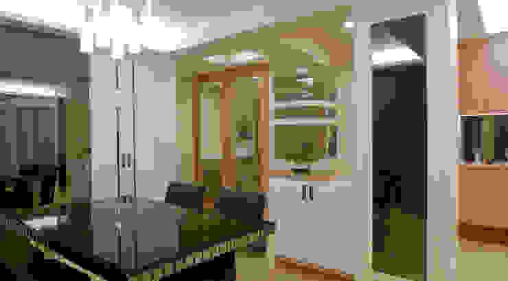 Modern Study Room and Home Office by 亞晨室內裝修設計工程有限公司 Modern