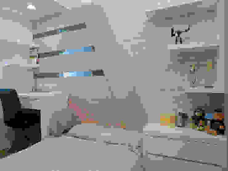 臥房室內裝修設計 by 亞晨室內裝修設計工程有限公司 Modern