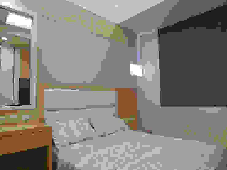 臥房室內裝修設計 根據 亞晨室內裝修設計工程有限公司 現代風