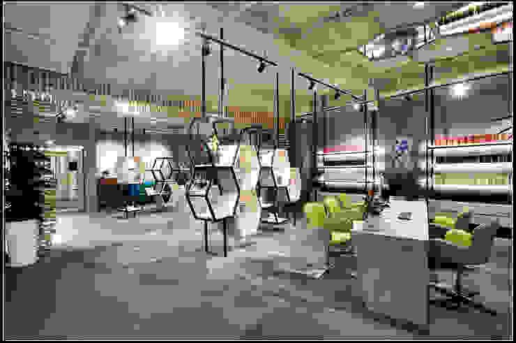 台中CBD商辦大樓 根據 品寓設計 現代風