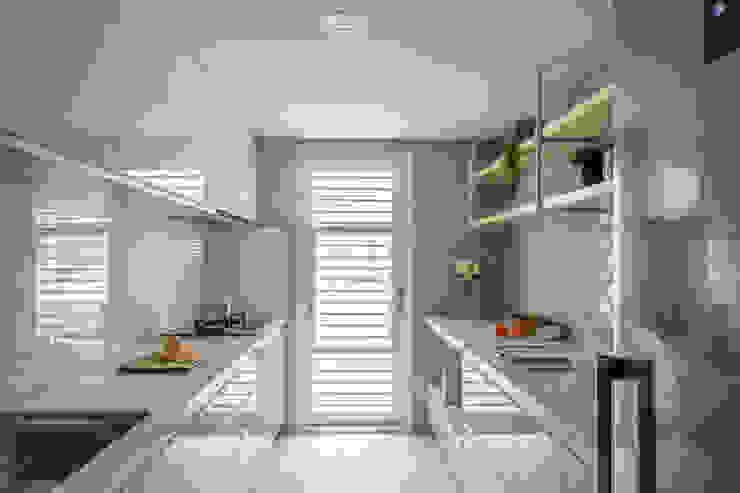 寬敞及舒適融入空間,實現兩人質感日常 根據 青築制作 北歐風