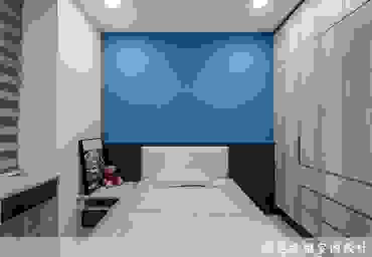 宜誠國玥-李公館 根據 采邑幸福室內設計 現代風