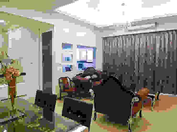 麗寶世紀館 根據 亞晨室內裝修設計工程有限公司 古典風