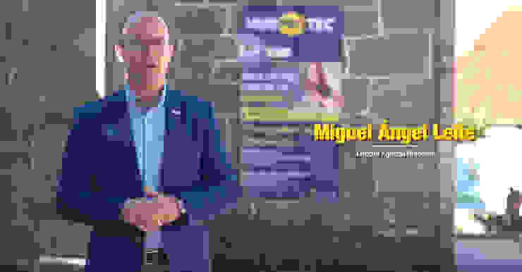 Miguel Ángel Leite, directo de Murprotec zona Noroeste de Murprotec Rural