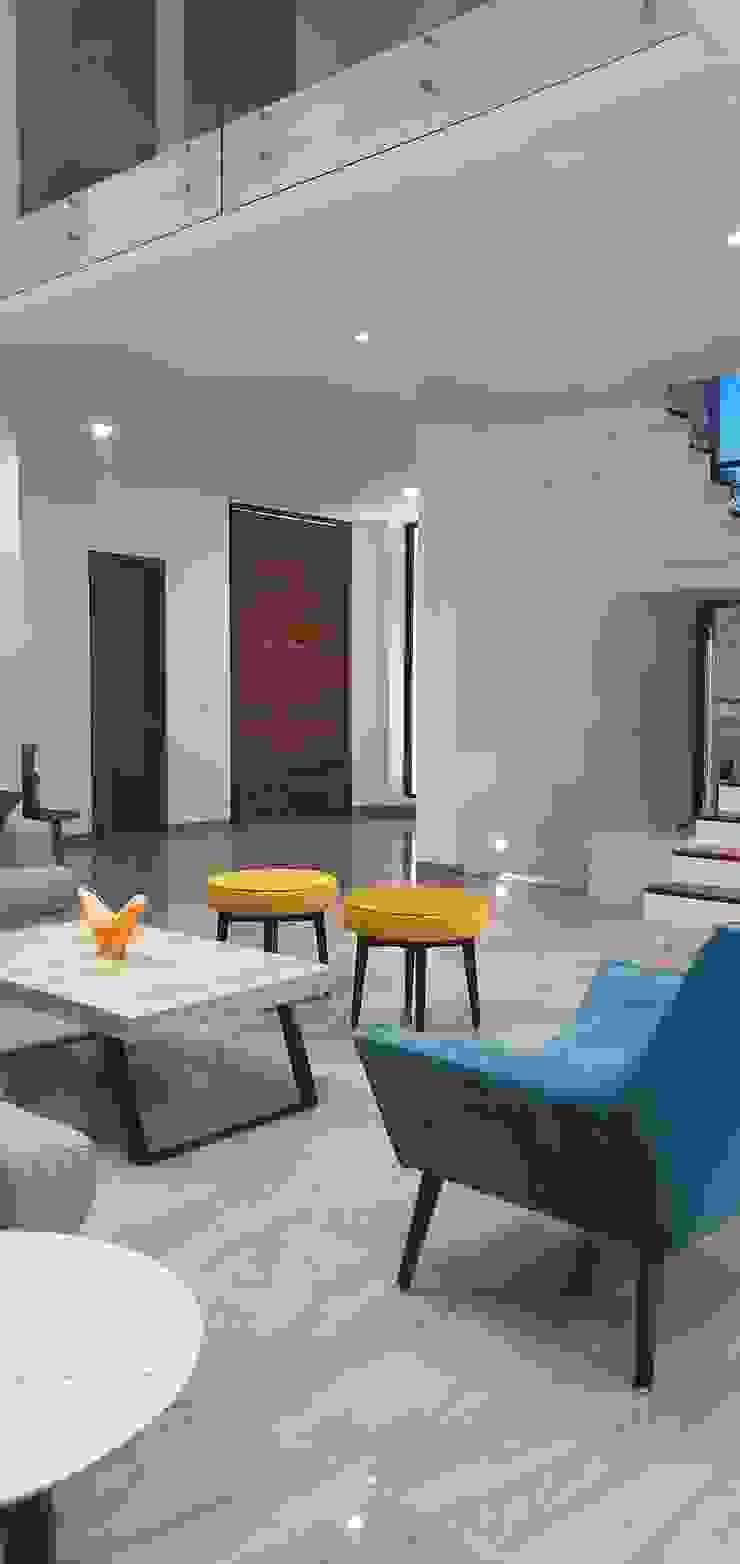 Modern living room by Arki3d Modern