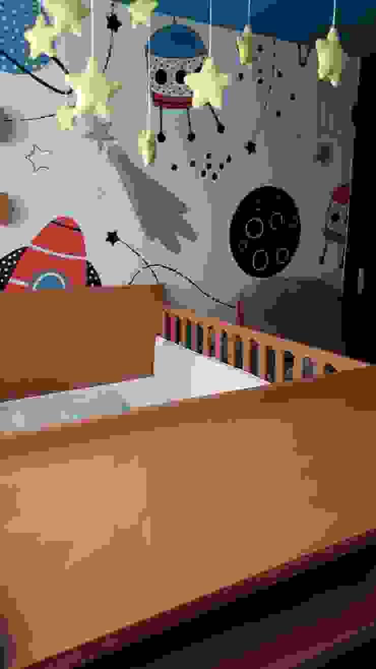 Modern Kid's Room by TICKTO STUDIO Modern