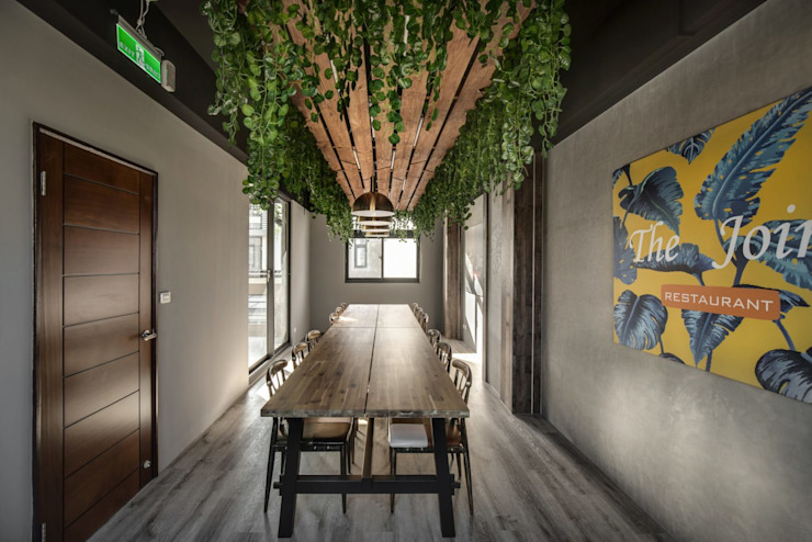 西螺小聚院 根據 大漢創研室內裝修設計有限公司 熱帶風