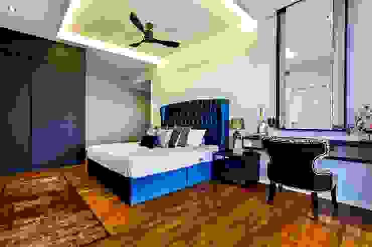 Summerhaus D'zign Camera da letto moderna