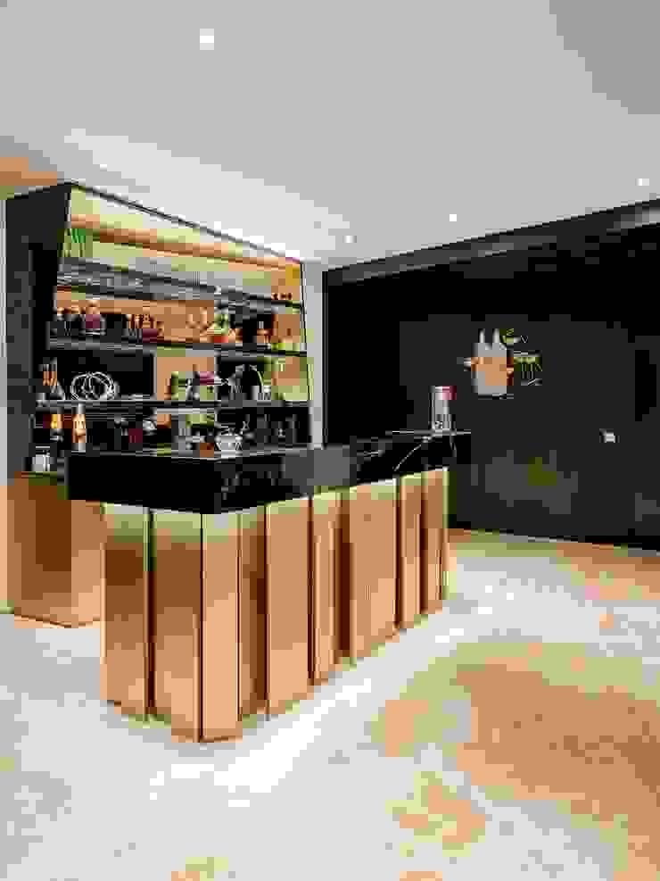 Corals At Keppel Bay Modern wine cellar by Summerhaus D'zign Modern