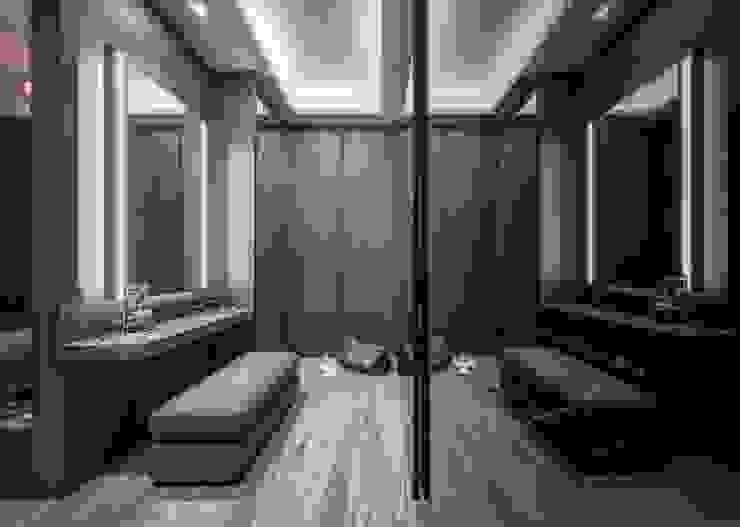 Mackenzie 88 Modern dressing room by Summerhaus D'zign Modern