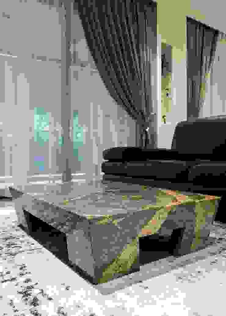 Riverisles Modern living room by Summerhaus D'zign Modern