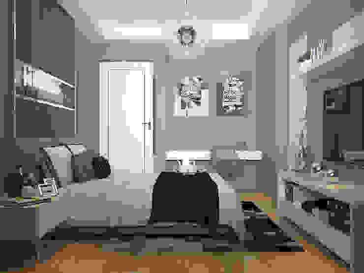 Norm designhaus Cuartos de estilo clásico