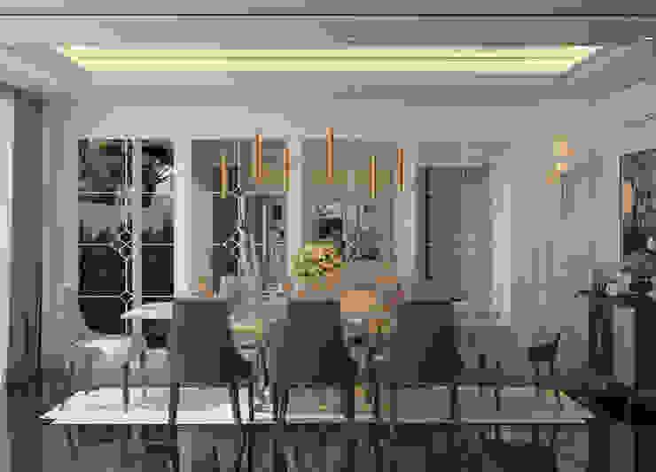 Jentayu, Nilai Norm designhaus Classic style dining room