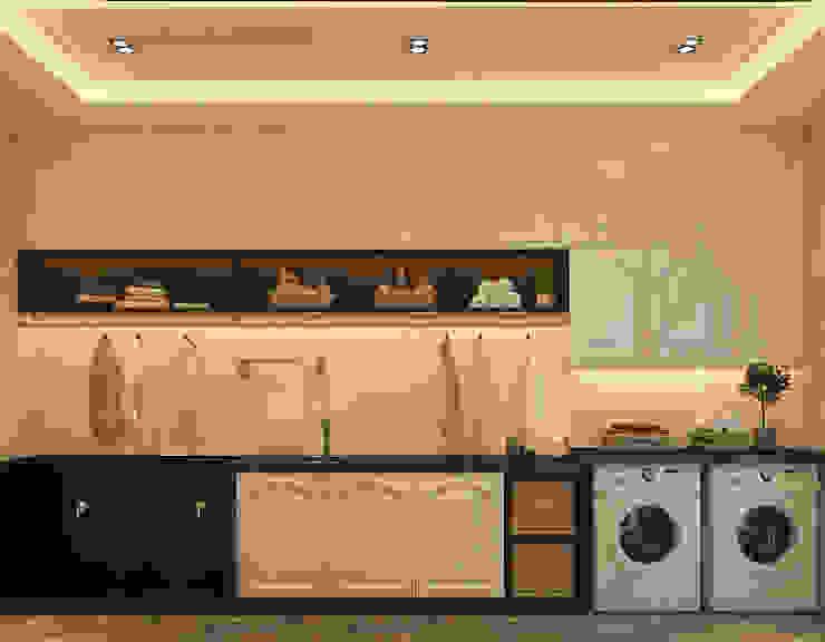 Norm designhaus Cocinas de estilo clásico