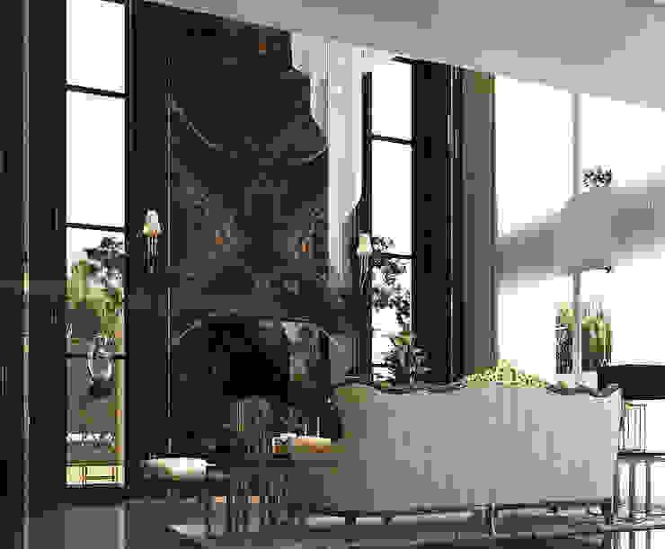 Jentayu, Nilai Norm designhaus Classic style living room