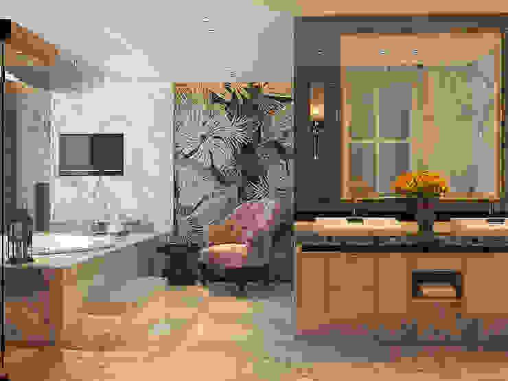 Jentayu, Nilai Norm designhaus Classic style bathroom