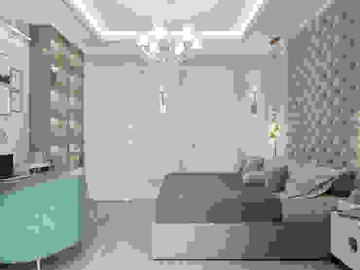 Dormitorios de estilo clásico de Rubleva Design Clásico