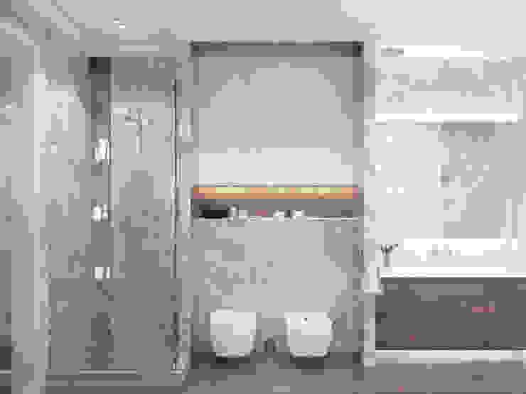 Baños de estilo clásico de Rubleva Design Clásico