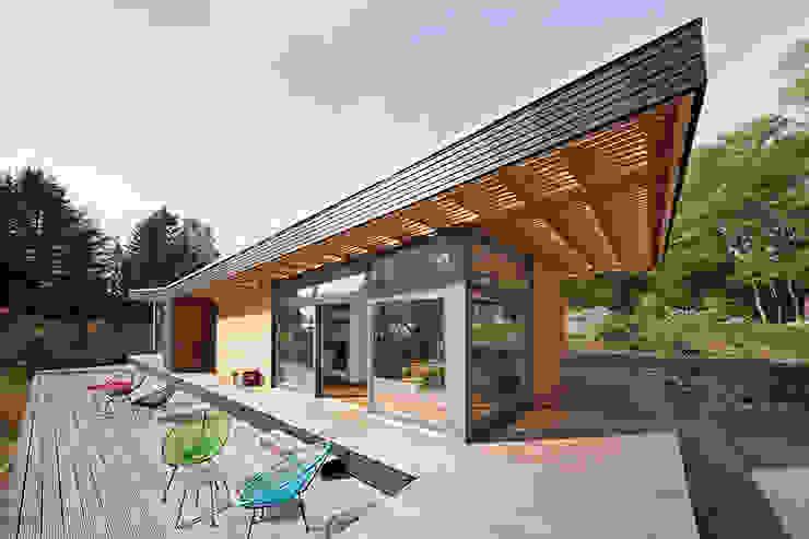 SOMMERHAUS PIU - YES WE WOOD Casa di legno Legno