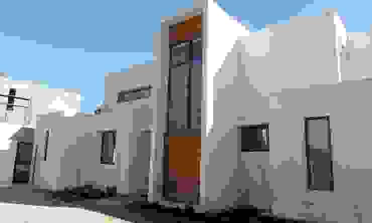 DETALLE CAJA DE ESCALA de Martin Rojas Arquitectos Asoc. Moderno Concreto