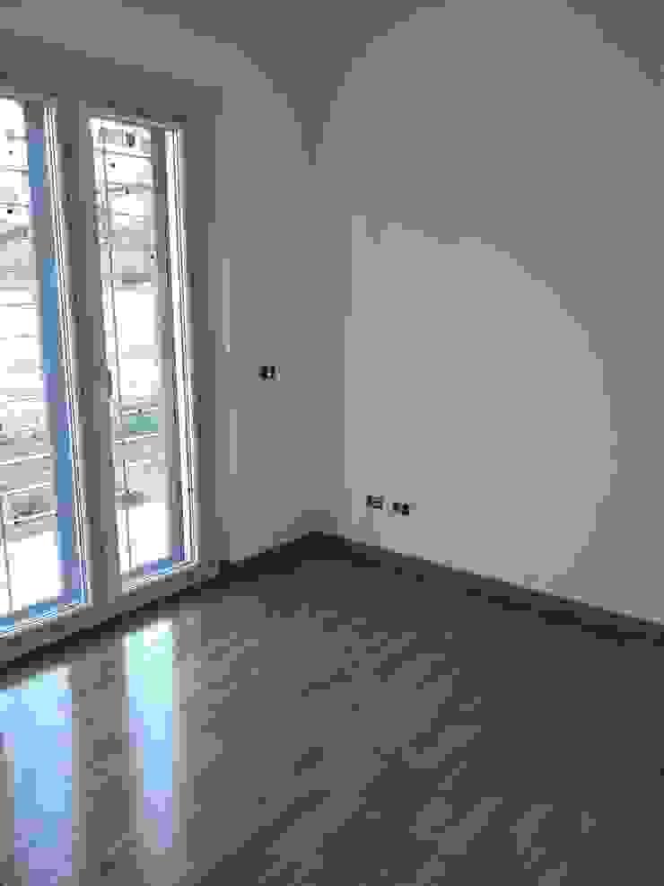 Architetto Paolo Cara ห้องนอนขนาดเล็ก White