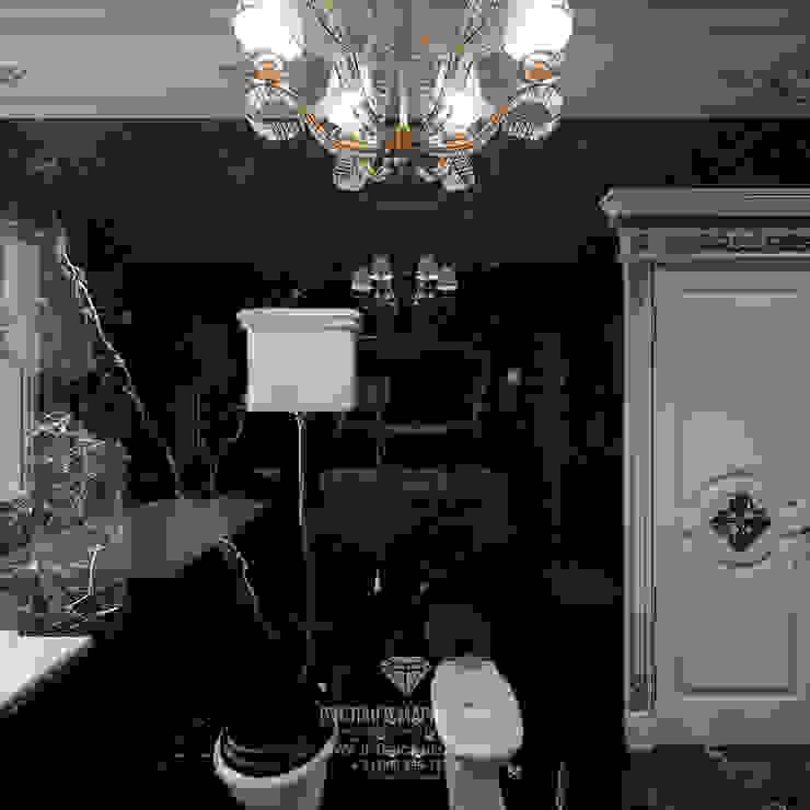 Студия дизайна интерьера Руслана и Марии Грин Baños de estilo clásico