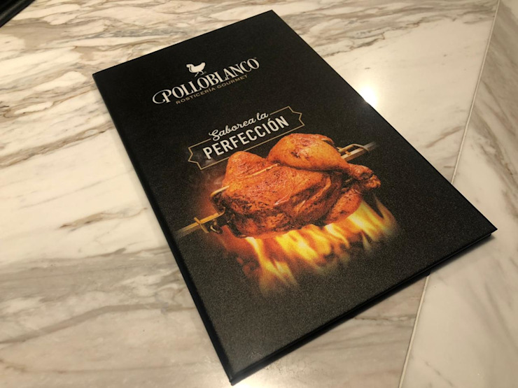 DE LEON PRO Gastronomi Modern Black