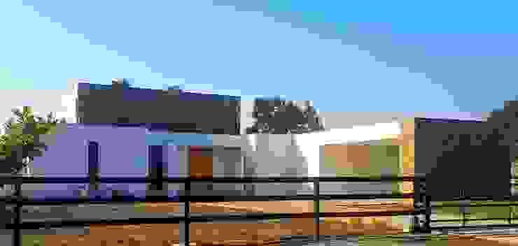 FACHADA SUR de Martin Rojas Arquitectos Asoc. Moderno