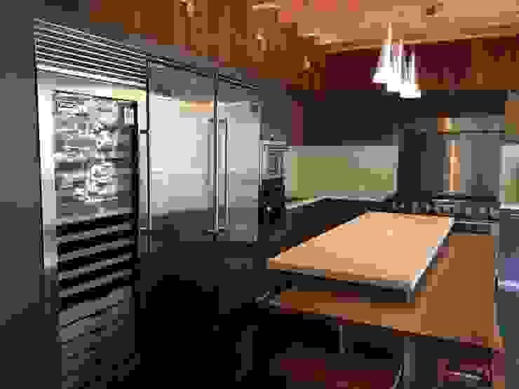 Cocina PEDINI en Valle de Bravo de ARTE CUCINE/ PEDINI SAN ANGEL Moderno