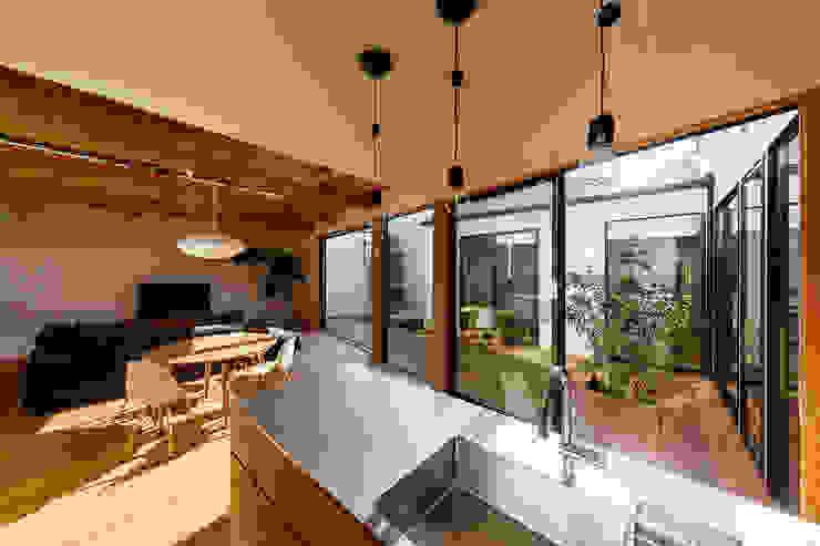 一級建築士事務所haus Kitchen units