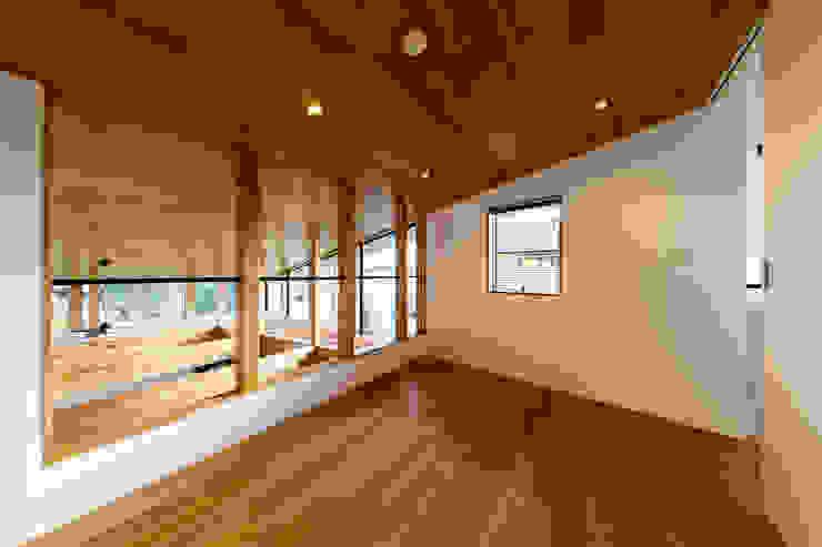 一級建築士事務所haus Scandinavian style bedroom