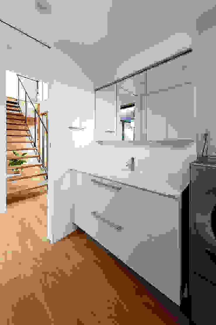 一級建築士事務所haus Scandinavian style bathroom