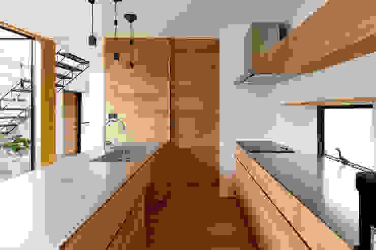一級建築士事務所haus Cocinas de estilo escandinavo