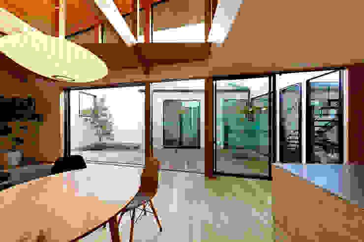 一級建築士事務所haus Scandinavian style dining room
